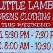 Little Lamb Children's Consignment Sale -  Selma, Alabama