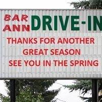 Bar Ann Drive In Theater Portage PA