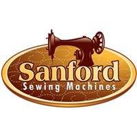 Sanford Sewing Machines