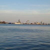 Penn's Landing Waterfront Philadelphia Pa.