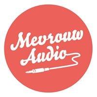Mevrouw Audio