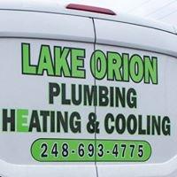 Lake Orion Plumbing Heating Cooling