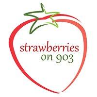 Strawberries on 903
