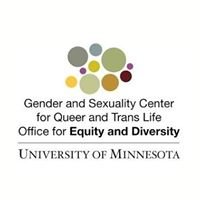 Gender and Sexuality Center for Queer and Trans Life