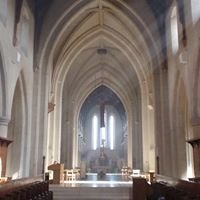 Mount St. Bernard Abbey