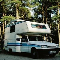 Rent the ugly Camper