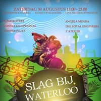 Slag bij Waterloo Festival