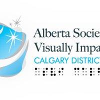 ASVI - Alberta Society for the Visually Impaired