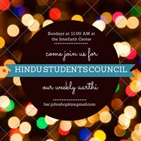JHU Hindu Students Council