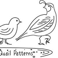 Momma Quail Patterns