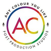 Any Colour - Postproduction Studios