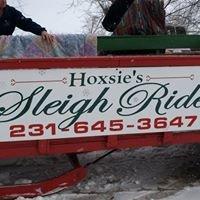 Sleigh Rides at Antler Ridge Farm