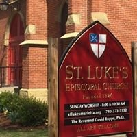St. Luke's Episcopal Church Marietta Ohio