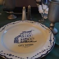 City Tavern, Philadelphia, Est 1773