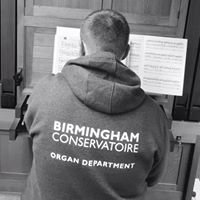 Royal Birmingham Conservatoire Organ Department