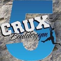 Crux Bouldergym