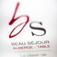 Beau Séjour : Auberge - Table
