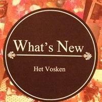 What's New Het Vosken