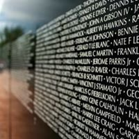Anchorage Moving Wall Vietnam Veterans Memorial