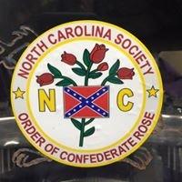 North Carolina Order of Confederate Rose
