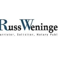 Russ Weninger Notary Services