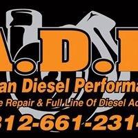 Ackerman diesel Performance LLC