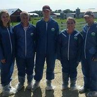 DMACC Livestock Judging Team