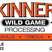 Skinner's WILD GAME Processing