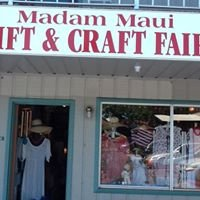 Madam Maui Gift & Craft Fair