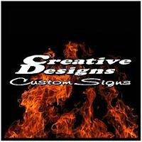 Creative Designs Custom Signs, LLC