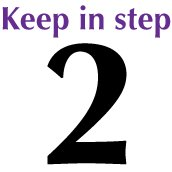 Keep In Step 2