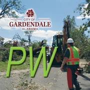 City of Gardendale Public Works