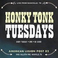HonkyTonk Tuesday Nights