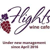 Flights Wine Cafe