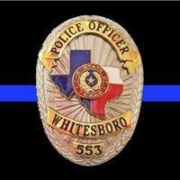 Whitesboro, Texas Police Department