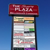 The Shopping Plaza At Bellingham Commons