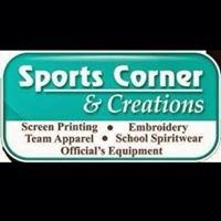 Sports Corner & Creations