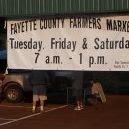 Fayette County TN  Farmers Market