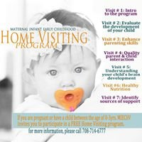 Maternal, Infant, Early Childhood Home Visiting Program-Cicero
