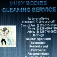 Busy Bodies Cleaning Service