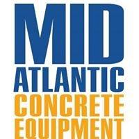 Mid Atlantic Concrete Equipment