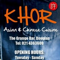 KHOR Asian&Chinese Cuisine