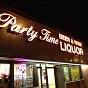 Party Time Liquors