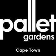 Pallet Gardens Cape Town