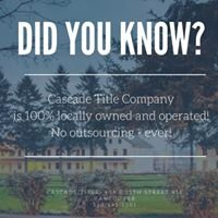 Cascade Title Company of Clark County