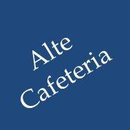 Alte Cafeteria