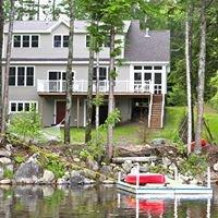 Washington Pond, Maine Vacation Cottage
