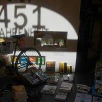 Libreria Fahrenheit 451