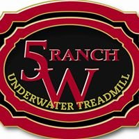 5W Ranch/Underwater Treadmill