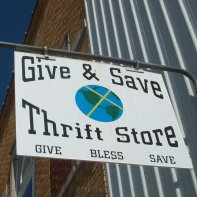 Give & Save Thrift Store